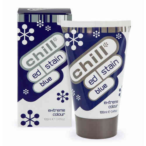Chill* Ed Stain Blue/sininen 100ml