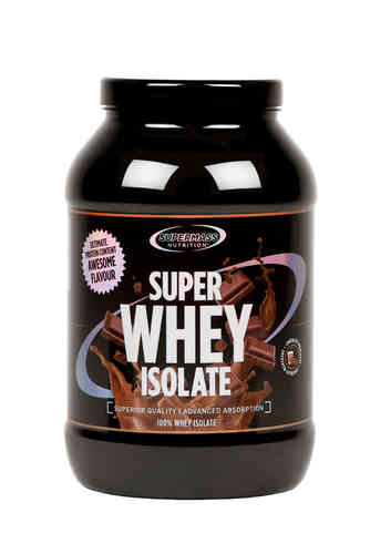 Supermass Nutrition Super Whey Isolate Chocolate Milkshake 1300g