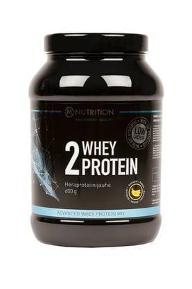 M-Nutrition 2 Whey Protein Banaani 600g