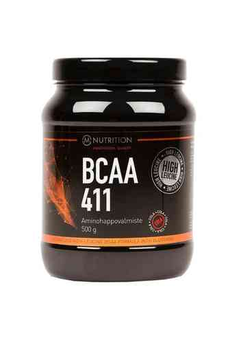 M-Nutrition BCAA 411 Cola aminohappojauhe 500g