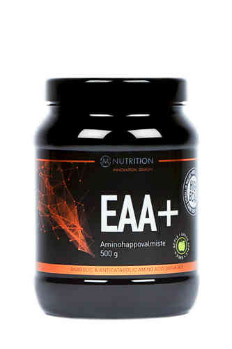 M-Nutrition EAA+ Green Apple 500g