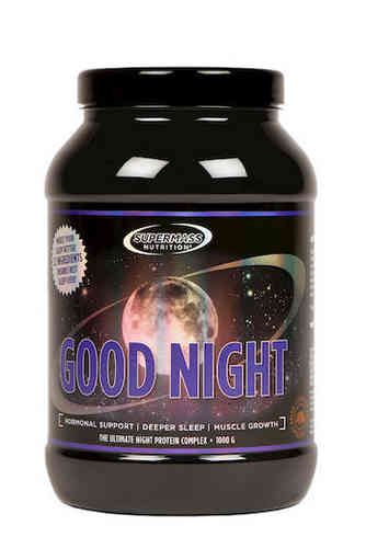 Supermass Nutrition Good Night Chocolate Dream 1000g
