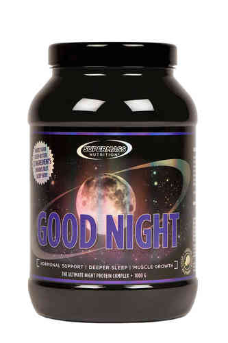 Supermass Nutrition Good Night Vanilla Ice 1000g