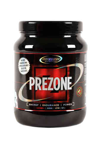 Supermass Nutrition Prezone Red Energy 525g