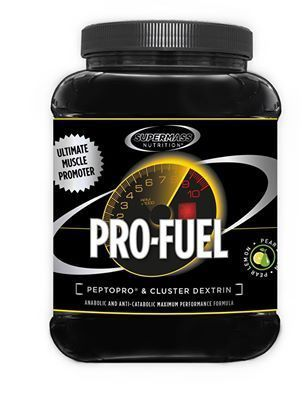 Supermass Nutrition PRO-FUEL Pear Lemon 520 g