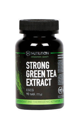 M-Nutrition Strong Green Tea Extract 90 kaps.