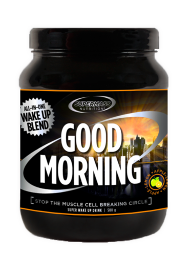 Supermass Nutrition Good Morning Apple-Lemon 500g