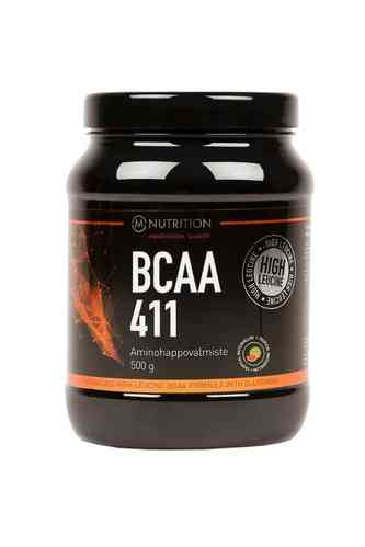 M-Nutrition BCAA 411 Tropical Watermelon 500g