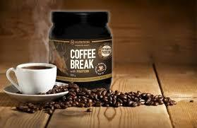 M-Nutrition Coffee Break, Black Coffee 300g