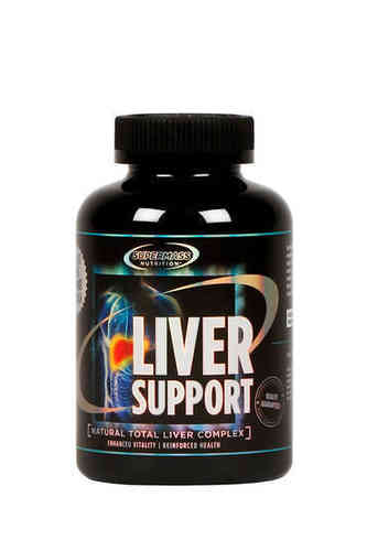 Supermass Nutrition Liver Support 117g, 90kaps