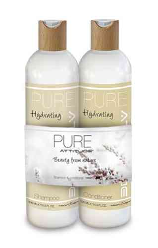 Pure Duo Pack, Hydrating shampoo&hoitoaine