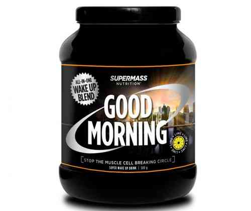 Supermass Nutrition Good Morning Lime  500g