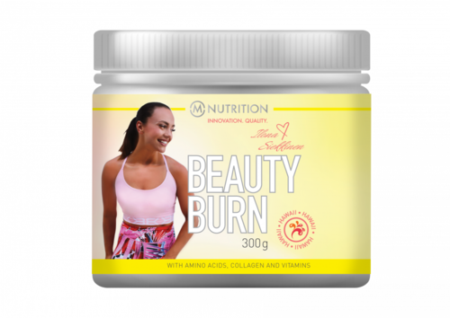 M-NUTRITION X Ilona Siekkinen Beauty Burn, Hawaii 300g
