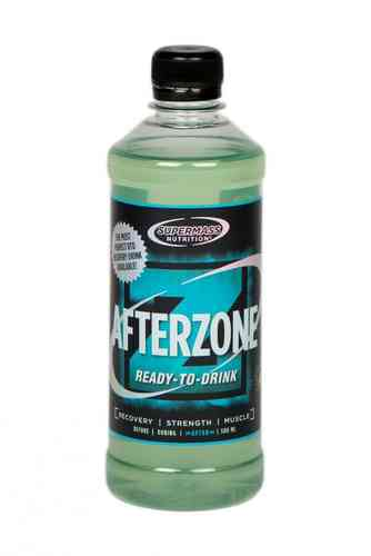 SUPERMASS NUTRITION Afterzone RTD 500 ml, päärynä