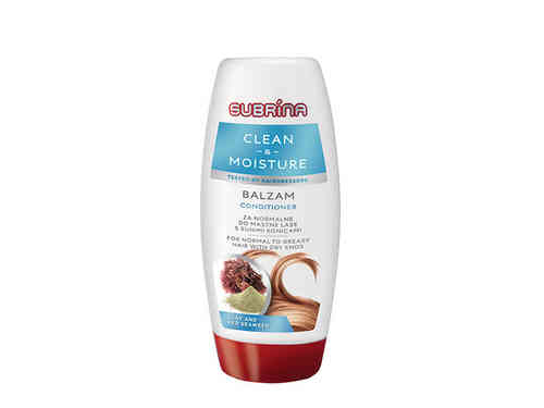 Subrina Conditioner clean & moisture 250ml