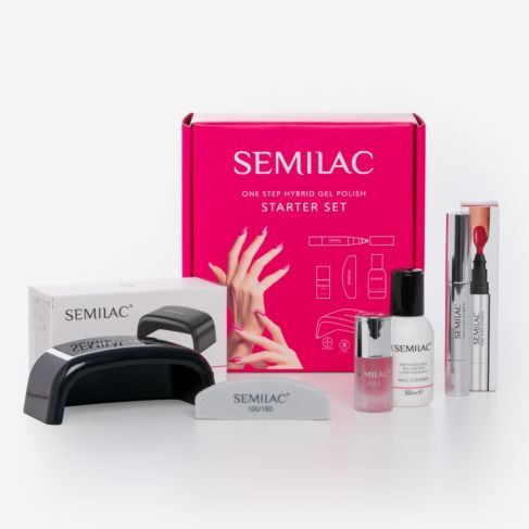 Semilac One Step *Starter Set
