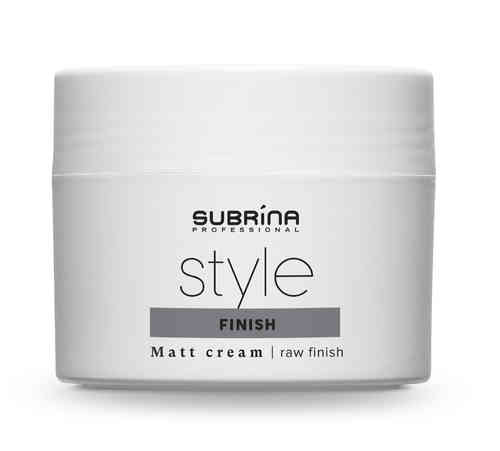 Subrina Style, Matt Cream 100ml