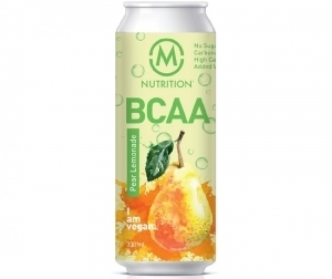 M-Nutrition BCAA Pear Lemonade 330ml