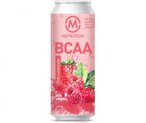 M-Nutrition BCAA Pink Lemonade 330ml