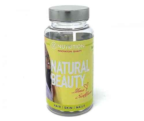 M-NUTRITION Ilona Siekkinen Natural beauty 60kaps.