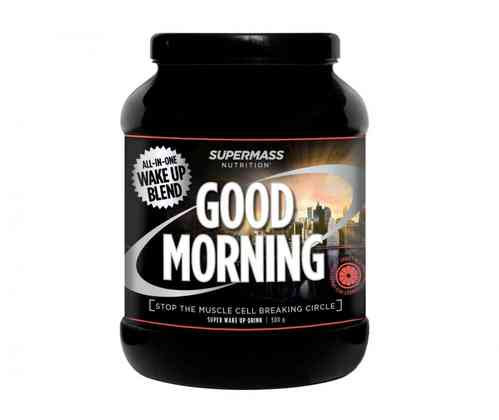 Supermass Nutrition Good Morning Sweet red grapefruit  500g